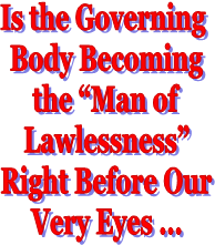 Is the Governing